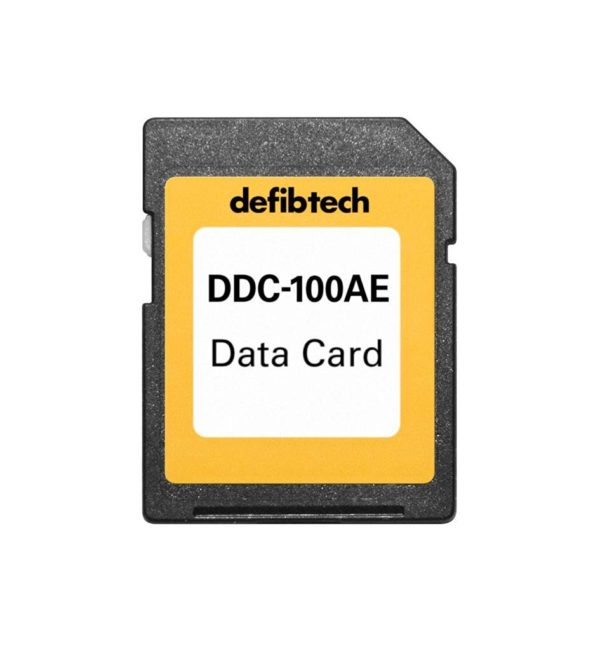 Defibtech DDC-100AE high capacity data card