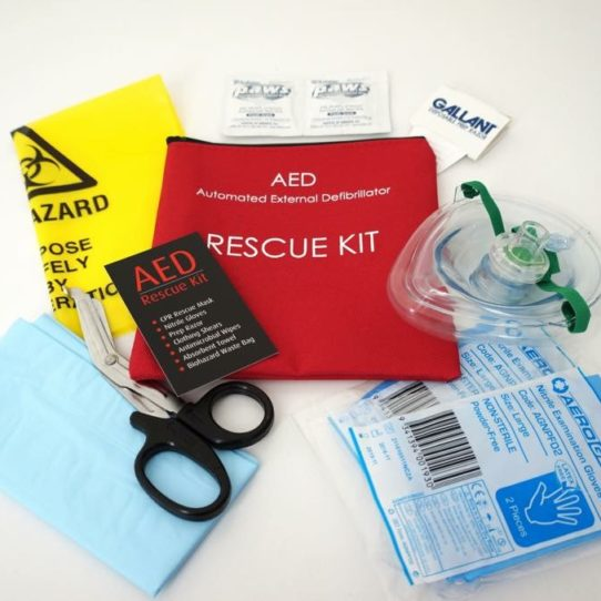 AED Rescue Kit