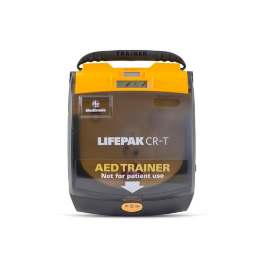 Lifepak CR Plus Training