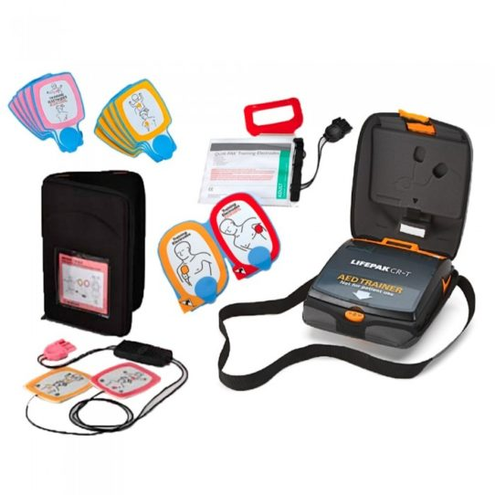 lifepak cr plus trainer
