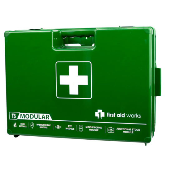 Modular First Aid Kit. Toolbox - FAWT3MH