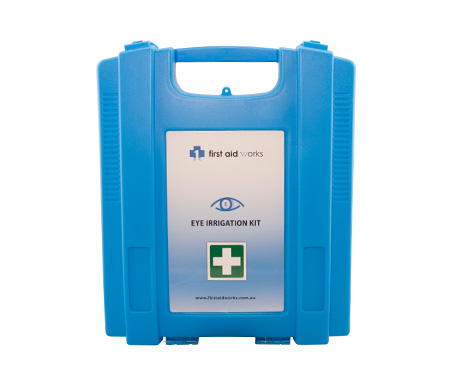 Eye Irrigation First Aid Kit