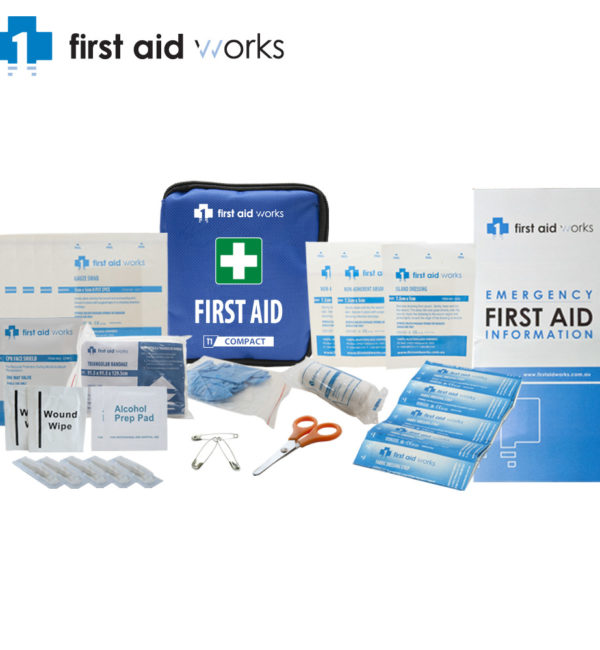Compact First Aid Kit FAWT1C - Content