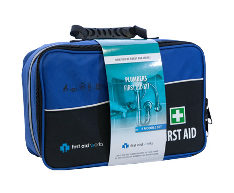 plumbers first aid kit