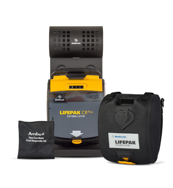 lifepak cr plus and express aed wall bracket