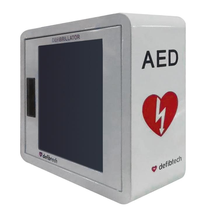 Defibtech Wall Cabinet Alarmed Priority First Aid ...