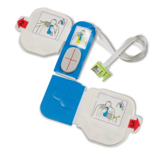 Zoll AED Plus Adult CPR-D-padz